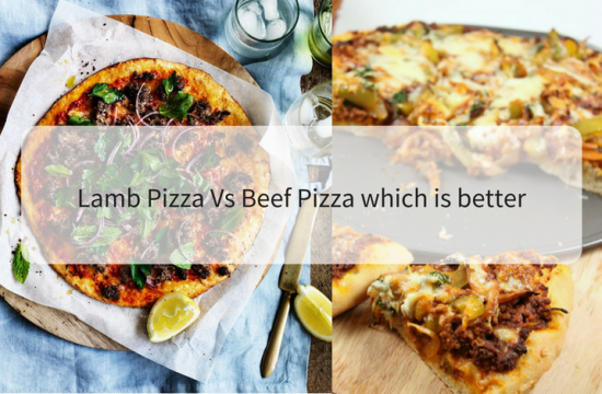 Lamb Pizza Vs Beef Pizza which is better