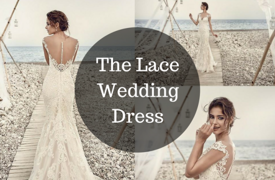 The Lace Wedding Dress