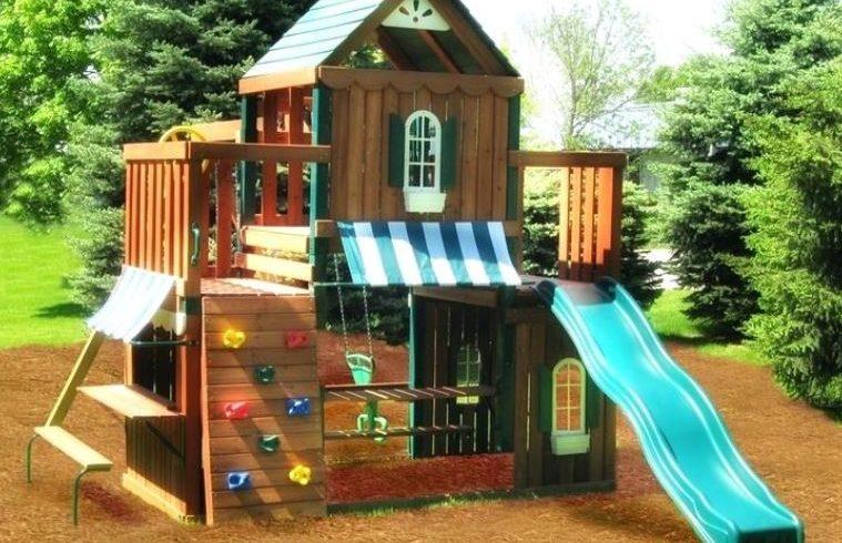 school playground sets