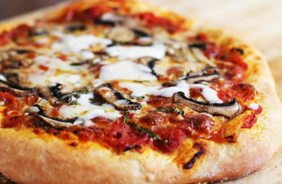 Healthy But Delicious Homemade Pizza Recipes