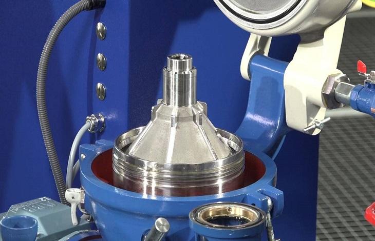 oil centrifuges